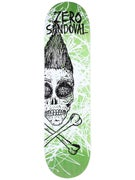 Zero Sandoval Dark Ages Impact Light Deck 8.25x31.9
