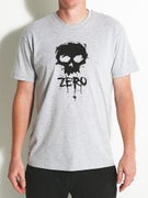 Zero Blood Skull T-Shirt