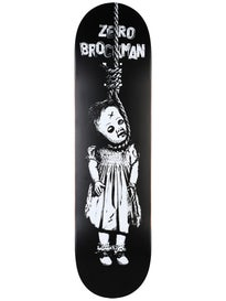 Zero Brockman Toy Doll Deck  8.0 x 31.6