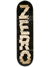 Zero Cutler Black/Natural Deck 8.0 x 31.6