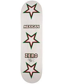 Zero Cervantes Mexican Zero Deck  8.25 x 31.9