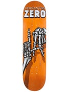 Zero Cervantes Skeleton Hands Deck  8.125 x 31.7