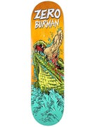 Zero Burman Animal Attack Impact Light Deck 8.38 x 31.9