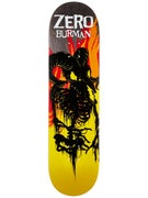 Zero Burman From Hell Impact Light Deck  8.25 x 31.9