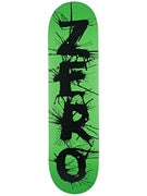 Zero Disorder Green Deck  8.25 x 31.9