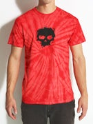 Zero Fallen Blood Skull T-Shirt