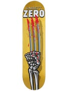 Zero Garrett Skeleton Hands Deck  8.0 x 31.6
