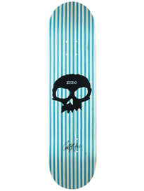 Zero Garrett Single Skull Deck  8.0 x 31.6