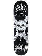 Zero Brockman Warlord Deck  8.375 x 31.9