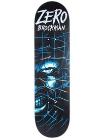 Zero Brockman Fright Night Impact Light Deck 8.0x31.6
