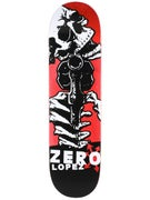 Zero Lopez Dead On Arrival Deck  8.5 x 32.3