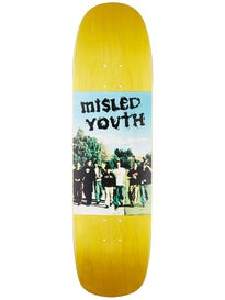 Zero Misled Youth Photo  Deck  8.5 x 32