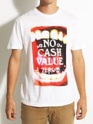 Zero No Cash Value T-Shirt