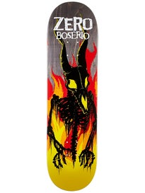 Zero Boserio From Hell Impact Light Deck  8.375 x 31.9