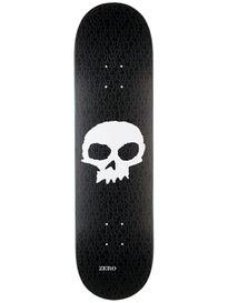 Zero OG Single Skull Deck  8.25 x 31.9