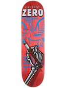 Zero Rattray Skeleton Hands Deck  8.5 x 32