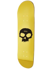 Zero Single Skull Foil Gold/Black Deck  8.375 x 31.9