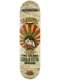 Zero Sandoval Hemp Bag Deck  8.125 x 31.7