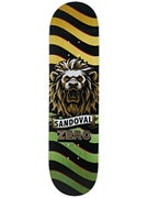 Zero Sandoval Icon Impact Light Deck  8.125 x 31.7