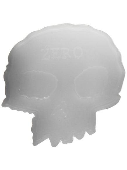 Zero Skull Curb Wax  White