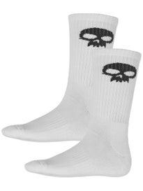 Zero Skull Socks