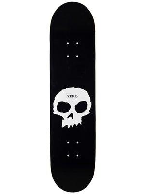 Zero Single Skull Deck  8.0 x 31.6