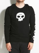 Zero Single Skull Longsleeve T-Shirt
