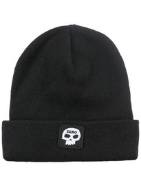 Zero Single Skull Patch Beanie