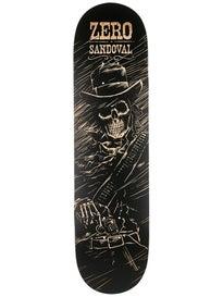 Zero Sandoval Gunslinger Deck 8.125 x 31.7