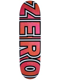 Zero Team Bold Pink/Yellow Deck 8.625 x 32.3