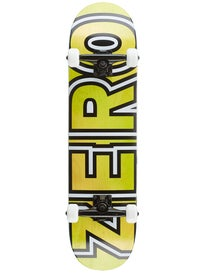 Zero Team Bold Yellow/Green Complete 7.875 x 31