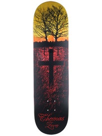 Zero Thomas Life And Death Two-Tone Deck 8.125 x 31.7