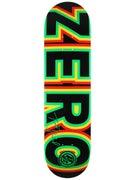 Zero Sandoval Signature Bold P2 Deck 8.0 x 32