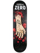 Zero Thomas Severed Ties Deck  8.375 x 32.2