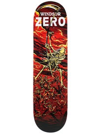 Zero James Wrath of War Deck 8.125 x 31.7