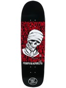 Z-Flex Dead Language Red Deck  8.75 x 32.5