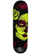 Z-Flex Ms Muertos Green Deck  8.5 x 32