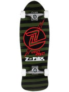 Z-Flex Street Rocket Black Cruiser Comp.  9.875
