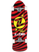 Z-Flex Street Rocket Red Cruiser Comp.  9.875