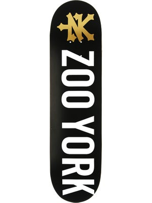 Zoo York Photo Incentive Deck  8.125 x 31.75