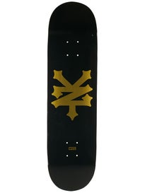 Zoo York Big Cracker Foil Deck  8.25 x 31.875