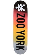 Zoo York Gradient Incentive Fire Deck 8.25 x 32
