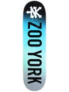 Zoo York Gradient Incentive Ice Deck 8.125 x 31.75