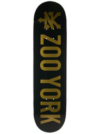 Zoo York Photo Incentive Foil Deck  8.0 x 31.75