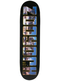 Zoo York Deily Blockbuster Deck  8.125 x 31.875