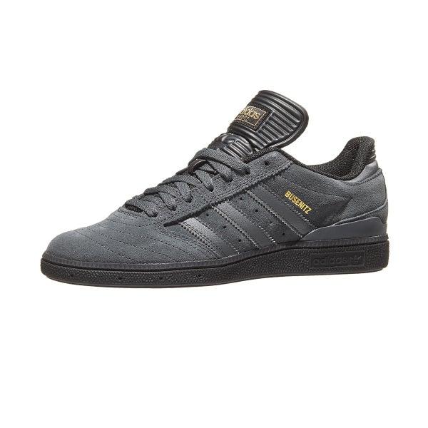Adidas Busenitz Pro Shoes Grey Black Gold 360 View 8d7479bb7