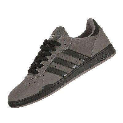 Adidas Ronan Shoes Dark Cinder Black White 360 View 29d430641