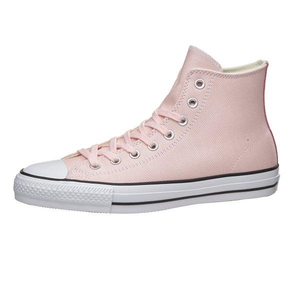 46e012f9b7d Converse CTAS Pro Hi Shoes Vapor Pink Pink Glow Natural 360 View