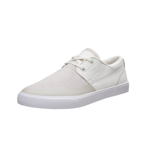 DC Wes Kremer 2 S Shoes Cream 360 View