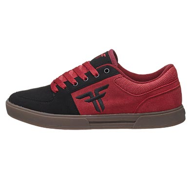 Fallen Skate Shoes Black